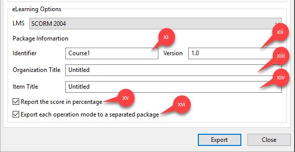elearning options 2